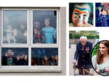 Kate Middleton lança projeto fotográfico com registros que representam a quarentena e vão virar exposição