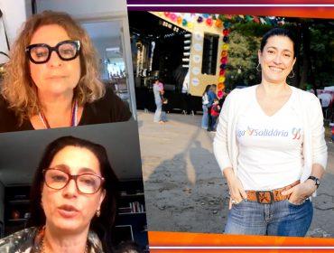 Em live nessa sexta, Joyce Pascowitch conversou com Carola Matarazzo, idealizadora do Movimento Bem Maior