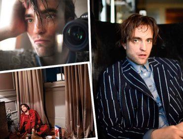 Robert Pattinson se torna assunto mais comentado nas redes sociais após ensaio fotográfico assinado por ele mesmo