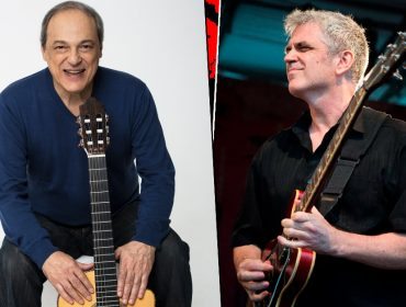 Toquinho e Mark Lambert esquentam a quarentena no Blue Note Live Sessions