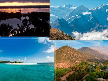 Glamurama entrega 5 destinos em meio à natureza, aposta do turismo internacional para o pós-pandemia. Programe-se!