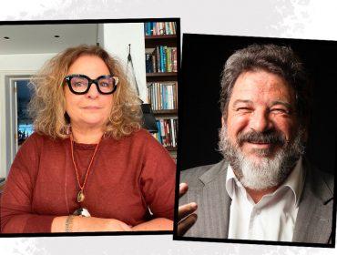 É hoje, às 15h! Joyce Pascowitch bate um papo cabeça com o filósofo Mario Sergio Cortella