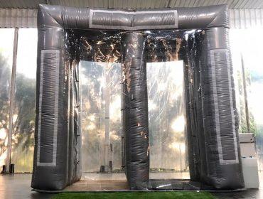 MChecon investe no 'Protection Tunnel' para ajudar no controle do coronavírus. Aos detalhes!
