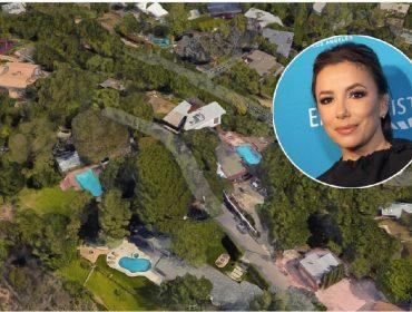 Eva Longoria vende casa em Los Angeles com um prejuízo de R$ 18,3 milhões. Aos fatos!