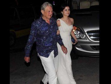 Atriz brasileira quer contar em livro sua intensa e rápida história de amor com o bilionário George Soros