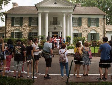 Graceland, a residência-museu dedicada a Elvis Presley em Memphis, será reaberta nessa quinta