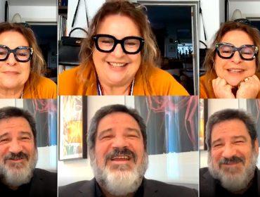 """Live com Mário Sergio Cortella bate recorde e levanta lições que poderemos tirar da pandemia: """"Usar o poder a serviço da vida e não para se servir…"""""""