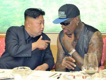 Vodka das boas e mulheres seminuas: Dennis Rodman conta como foi sua 'noite de loucuras' com Kim Jong Un
