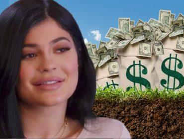 Kylie Jenner sai às compras novamente e paga quase R$ 90 milhões por terreno baldio