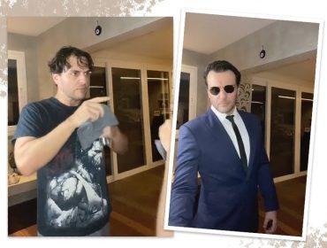 Rodrigo Lombardi estreia no Tik Tok com spoiler de 'Verdades Secretas 2'. Será que ele volta?