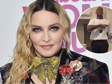 Madonna posta vídeo do filho dançando ao som de Michael Jackson para homenagear George Floyd