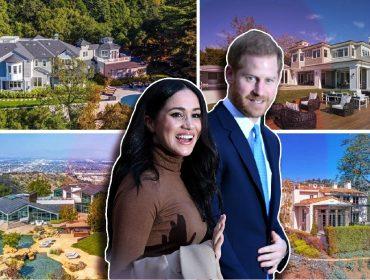 Meghan Markle e Harry querem morar em condomínio fechado de Los Angeles. Conheça as opções do casal!