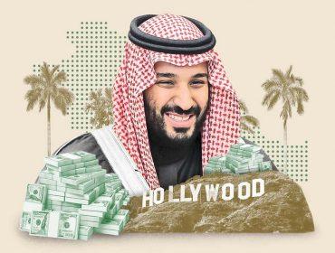 Em plena crise, príncipe herdeiro da Arábia Saudita sai às compras e mira gigantes de Hollywood