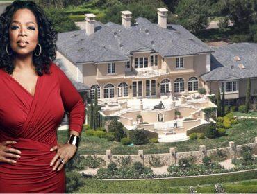 Oprah Winfrey tem mais de R$ 1,1 bilhão só em imóveis de alto padrão espalhados pelos EUA