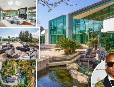 É a crise! Pharrell Williams reduz em US$ 5 mi o preço de mansão que colocou à venda em março
