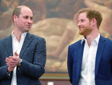 Graças à quarentena, William e Harry decidem colocar desavenças de lado e voltam a se falar