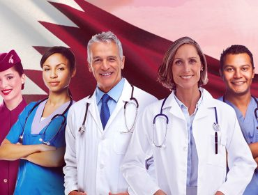 Qatar Airways doa 100 mil bilhetes aéreos para profissionais da saúde. Vem saber!