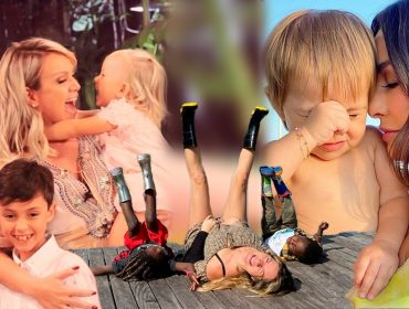 Mães na quarentena: como tem sido lidar com os filhos em tempo integral? Famosas revelam novos desafios…