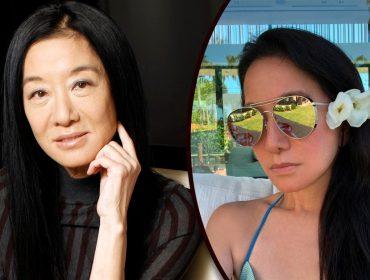 Vera Wang, estilista e neo influencer, viralizou nas redes graças à impressionante boa forma aos 70, e diz que 'vodka' é o segredo