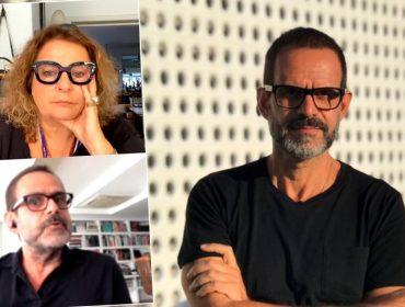 Em papo com Joyce, o roteirista e diretor Alberto Renault falou sobre a arte de morar, arquitetura, pandemia e mais