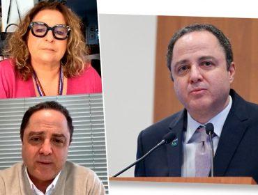 """Em live com Joyce, Dr. Roberto Kalil Filho, que pegou Covid, revela: """"A doença abala psicologicamente"""""""