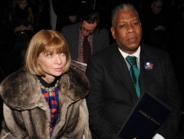 Ex-fiel escudeiro de Anna Wintour, André Leon Talley manda indireta para a editrix nas redes sociais
