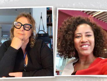 Live de Joyce Pascowitch estreia no @glamurama com a presença da ativista Liliane Rocha. Nesta quarta, às 18h