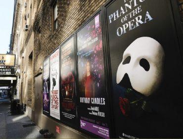 Produtores da Broadway anunciam que a meca americana do teatro continuará fechada até janeiro de 2021