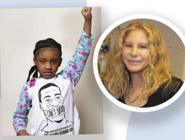 Gianna Floyd, filha de George Floyd, vira acionista da Disney graças a doação de Barbra Streisand