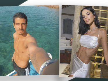 Enzo Celulari e Bruna Marquezine em clima de paquera… Os dois se conheceram recentemente e estariam encantados um com o outro!