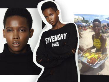"""De vendedora de peixe na praia à aposta do mundinho fashion. Conheça a baiana Monique Lemos: """"Preparava e vendia peixe na Praia da Ribeira"""""""