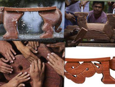 Coleção 'Esse Dito Bicho', da dpot objeto, é uma verdadeira viagem ao universo da Floresta Amazônica
