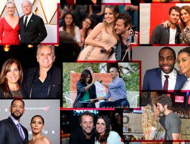 Eternos namorados: para celebrar o amor, elegemos 15 casais inspiradores, que estão juntos há muitos anos