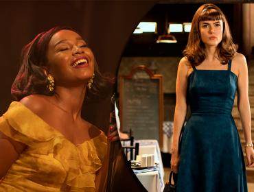 Maria Casadevall e Larissa Nunes falam de sororidade na série 'Coisa Mais Linda'. Ao papo!
