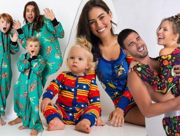 Acuo traz coleção de inverno divertida e confortável para toda a família. Espia!