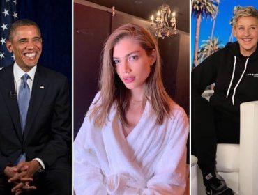 Modelo trans brasileira participa de evento internacional ao lado de Barack Obama e Ellen DeGeneres