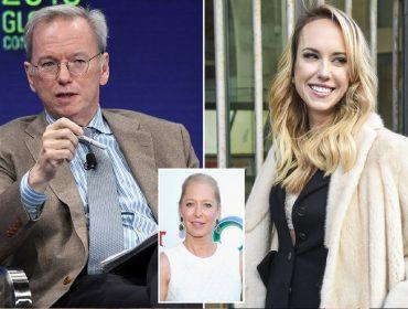 Ex-CEO do Google reata namoro com modelo de NY com a 'benção' da mulher. Entenda!