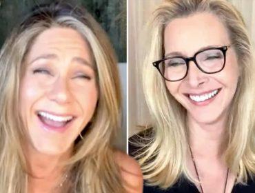 Em live com Jen Aniston, Lisa Kudrow revela que 'Friends' a deixou com trauma de compromissos duradouros
