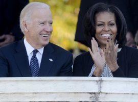 Michelle Obama vice de Joe Biden e governador de NY na Casa Branca. O que querem as celebs nas eleições americanas?