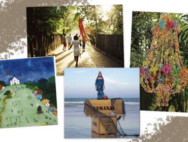 Designers e artistas renomados doam obras para leilão que vai ajudar comunidade de Trancoso afetada pela pandemia. Aos detalhes!