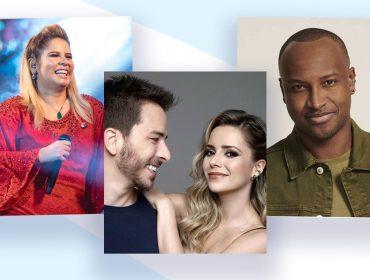 Marília Mendonça, Sandy & Junior. Thiaguinho…Confira a lista das maiores lives musicais durante a pandemia