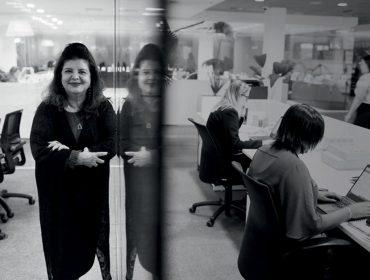 Sucesso do Magazine Luiza na internet leva Luiza Helena Trajano ao topo da lista das mulheres mais ricas do Brasil