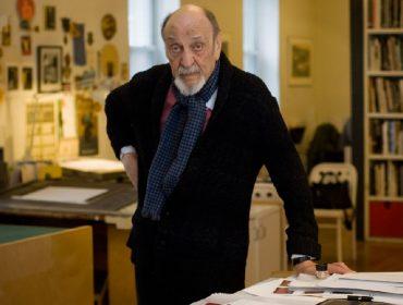 Milton Glaser, o designer que criou o logo 'I Love NY', morreu na última sexta aos 91 anos