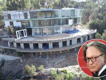 Ordenado pela justiça a demolir château de US$ 50 mi, pai das tops Bella e Gigi Hadid afirma ser vítima de 'racismo'