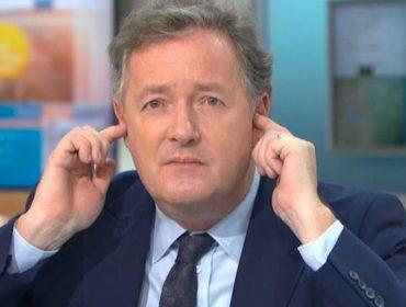 Piers Morgan se recusa a ler declarações do governo britânico em programa ao vivo e bate boca com colega de bancada