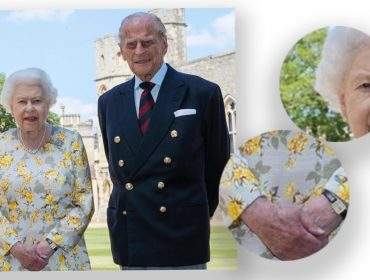 Príncipe Philip, marido de Elizabeth II, completa 99 anos e foto oficial chama a atenção por certo detalhe…