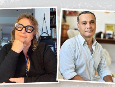 Hoje, às 15h, Joyce Pascowitch começa a semana de lives com Sidarta Ribeiro…e tem novidade por aí!
