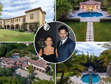 Sofía Vergara compra château de quase R$ 137 mi no condomínio mais exclusivo de Los Angeles