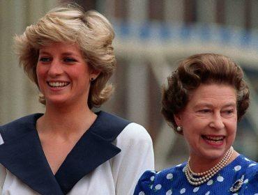 Glamurama entrega qual foi a pergunta pra lá de polêmica que Diana fez à Rainha Elizabeth e que estremeceu de vez a relação entre elas. Vem saber!