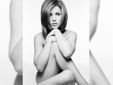 Jennifer Aniston leiloa icônico retrato nu em prol do combate ao coronavírus. Dê seu lance!